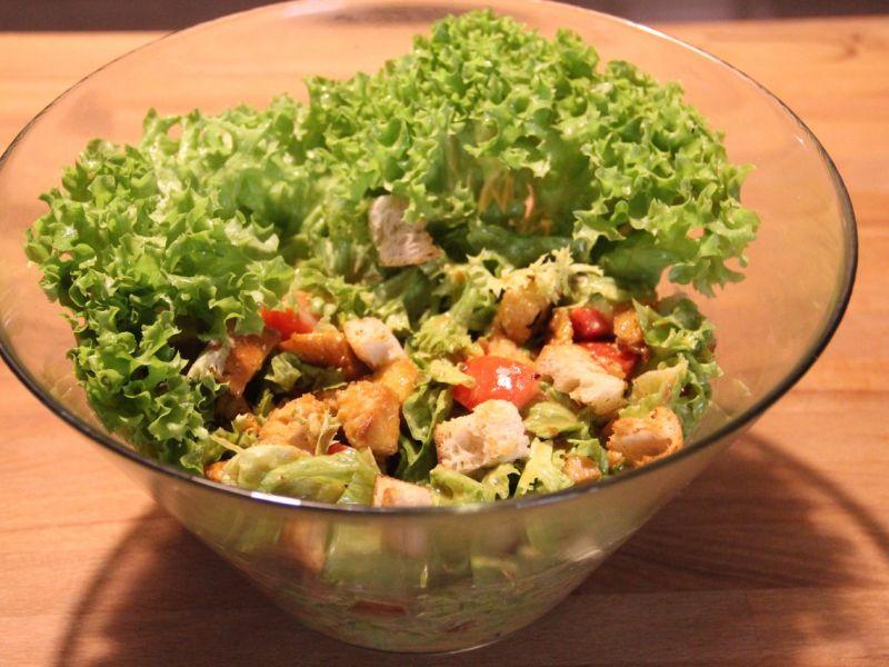 Caesar Salad à la Ricks