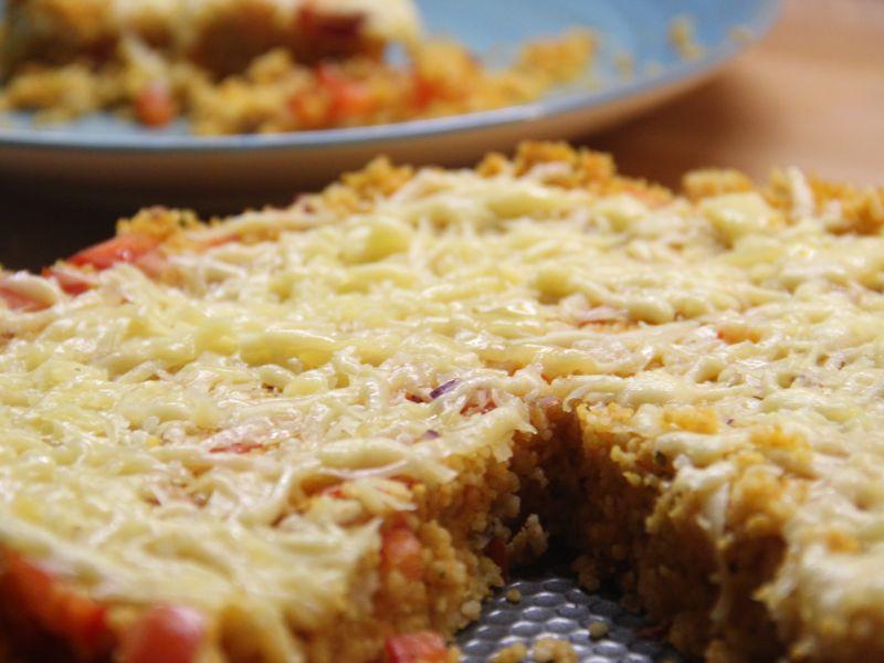 Couscous Torte