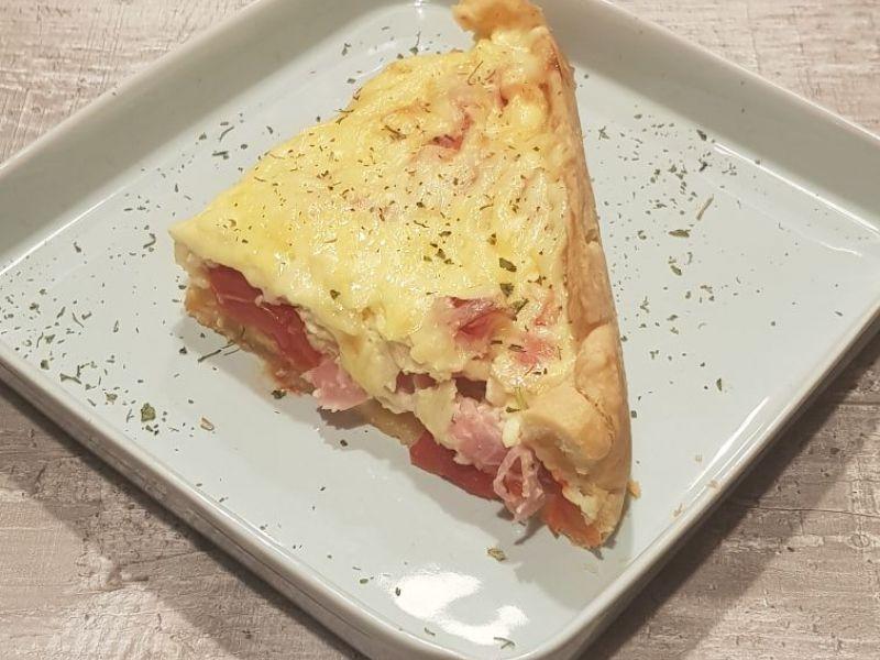Tomaten-Mascarpone Quiche